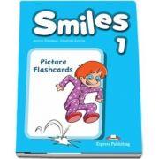 Curs de limba engleza - Smiles 1 Picture Flashcards
