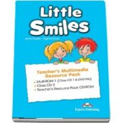 Curs de limba engleza - Smiles 1 Teachers Multimedia Resource Pack