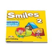 Curs de limba engleza - Smiles 2 Multi Rom