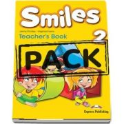 Curs de limba engleza - Smiles 2 Teachers Book Pack