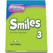 Curs de limba engleza - Smiles 3 Interactive Whiteboard Software
