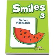Curs de limba engleza - Smiles 3 Picture Flashcards