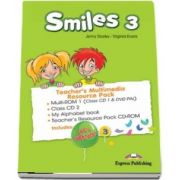 Curs de limba engleza - Smiles 3 Teachers Multimedia Resource Pack