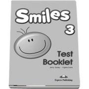 Curs de limba engleza - Smiles 3 Test Booklet
