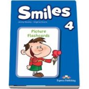 Curs de limba engleza - Smiles 4 Picture Flashcards