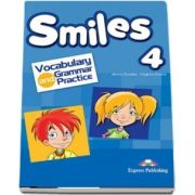 Curs de limba engleza - Smiles 4 Vocabulary and Grammar Practice