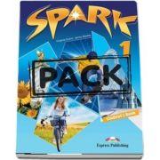 Curs de limba engleza - Spark 1 Students Book with ieBook