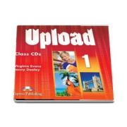 Curs de limba engleza - Upload 1 Class Audio CD (set 2 CD uri)