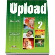 Curs de limba engleza - Upload 2 Class Audio CD (set 4 CD uri)
