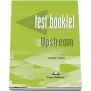 Curs de limba engleza - Upstream A2 Test Booklet