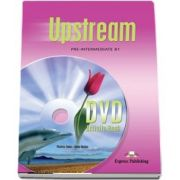 Curs de limba engleza - Upstream Pre intermediate B1 DVD Activity Book