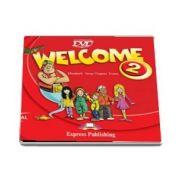 Curs de limba engleza - Welcome 2 DVD