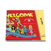 Curs de limba engleza - Welcome 2 Pupils Audio CD