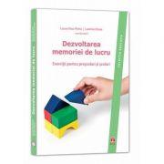Dezvoltarea memoriei de lucru - Exercitii pentru prescolari si scolari