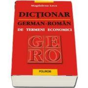 Dictionar german-roman de termeni economici (editia a II-a revazuta si adaugita)