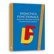 Didactica functionala (Michel Minder)