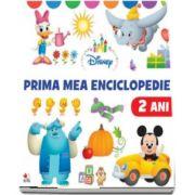 Disney Baby. Prima mea enciclopedie - 2 ani