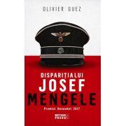 Disparitia lui Josef Mengele