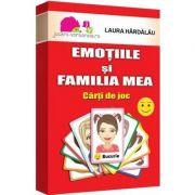 Emotiile si familia mea - Carti de joc