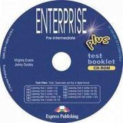 Enterprise 3 Plus Pre-Intermediate Test Booklet CD-ROM