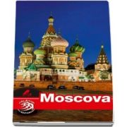 Ghid turistic MOSCOVA complet