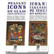 Icoane taranesti pe sticla din Romania, ed. bilingva (ro-engl), L1 -