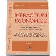 Infractiuni economice