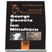 Ion Minulescu si George Bacovia