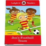 Jons Football Team. Ladybird Readers Level 1