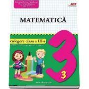 Matematica, culegere clasa a III-a