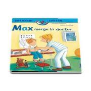 Max merge la doctor. Colectia Soricelul cititor
