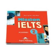 Mission IELTS 2 Academic Class CD (set 2 Cd uri)