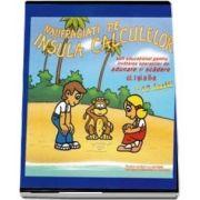 Naufragiati pe Insula Calculelor - Soft educational pentru invatarea operatiilor de adunare si scadere. Clasele I si a II-a