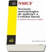 Normele metodologice de aplicare a codului fiscal. Editie actualizata la 12 iunie 2017