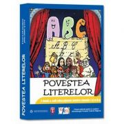 Povestea literelor - E-book & soft educational Litere