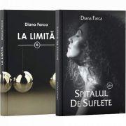 Povestea sufletelor noastre. Serie de autor Diana Farca. Set format din 2 carti