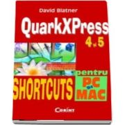 QUARKXPRESS 4 SI 5 SHORTCUTS