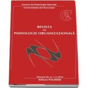 Revista de psihologie organizationala, vol. XII, nr. 1-4/2012