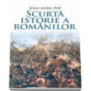 Scurta istorie a romanilor. Colectia carte pentru toti