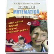 Adalbert Gheorghe Schneider, Teste grila de matematica pentru clasele I-IV. Editie revizuita si adaugita