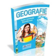Teste rezolvate la Geografie pentru reusita la Bacalaureat