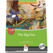 The Big Fire. Young Reader Level A with Audio CD