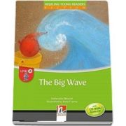 The Big Wave. Young Reader Level A with Audio CD