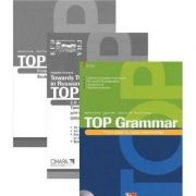 Top Grammar Student Book with CD - ROM and Answer Key