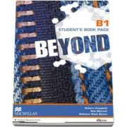 Beyond B1 Students Book Pack