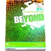 Beyond B1 Plus Students Book Pack