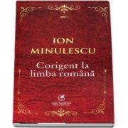 Corigent la limba romana