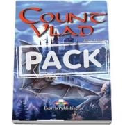 Count Vlad Book with Activity Book and Audio CD