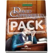 Curs de limba engleza - David Copperfield Book with Audio CD. Illustrated