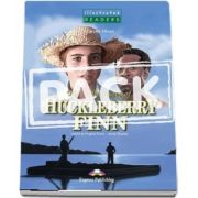 Curs de limba engleza - The Adventures of Huckleberry Finn Book with Audio CD